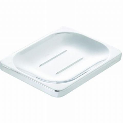 Croydex Sutton Chrome Soap Dish